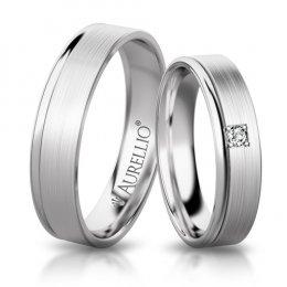 Snubní prsteny - Žhnoucí MARS