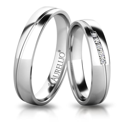 Snubní prsteny - Temperamentní JUPITER 1. fotka