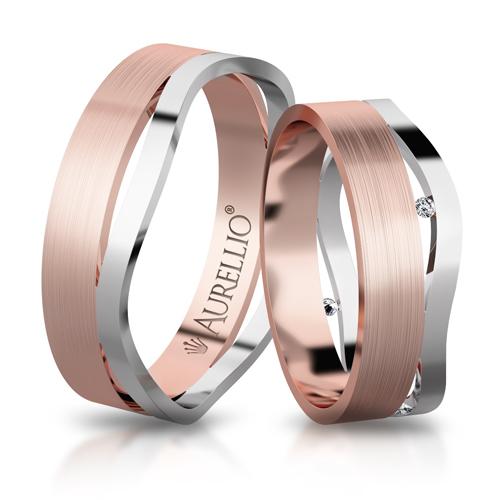 Snubní prsteny - Královské SLUNCE 1. fotka