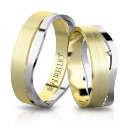 Snubní prsteny - Královské SLUNCE