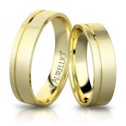 Snubní prsteny - Zasažené SLUNCE