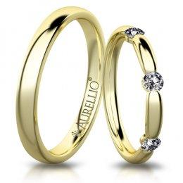 Snubní prsteny - Čarovné SLUNCE