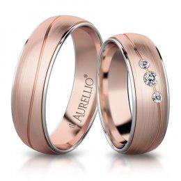 Snubní prsteny - Rajské SLUNCE