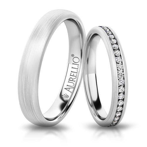Snubní prsteny - Ojíněný MERKUR 1. fotka