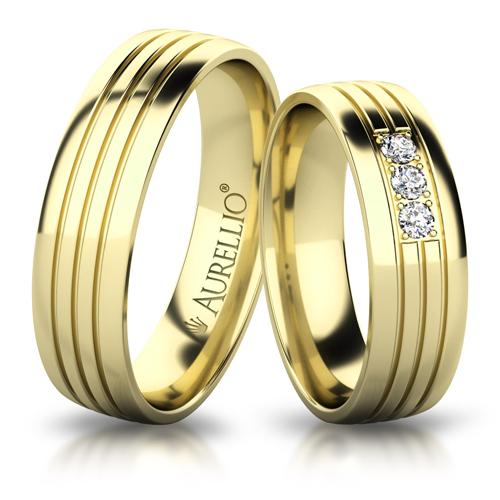 Snubní prsteny - Odvážná ZEMĚ 1. fotka