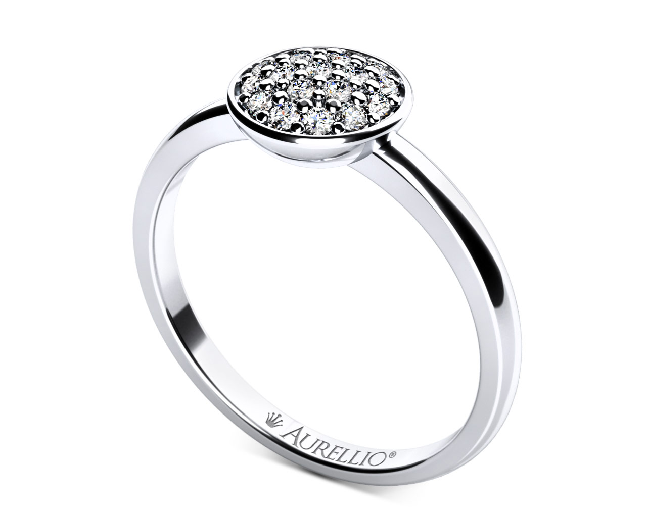 Zásnubní prsten - Kometa Faye 1. fotka