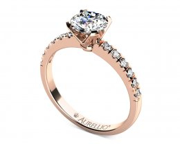 Zásnubní prsten - Kometa Forbes
