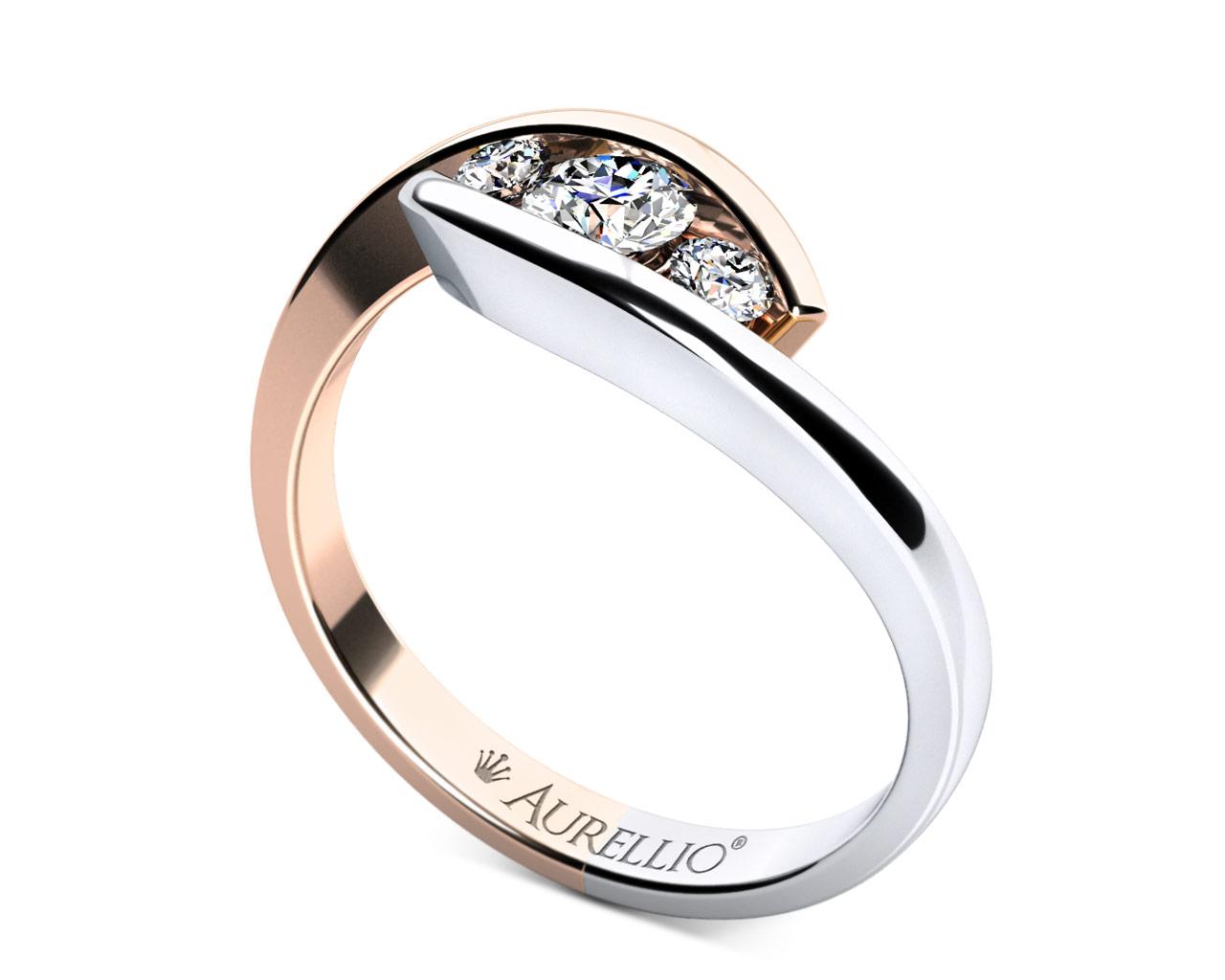 Zásnubní prsten - Souhvězdí Drak 1. fotka