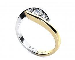 Zásnubní prsten - Souhvězdí Drak