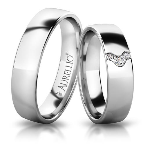 Snubní prsteny - Vzdušné SLUNCE 1. fotka