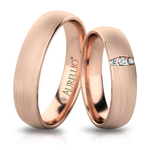 Snubní prsteny - Magické PLUTO 1. fotka