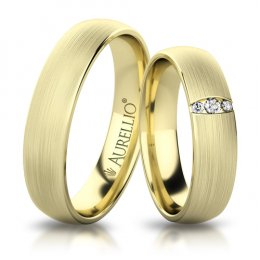 Snubní prsteny - Magické PLUTO