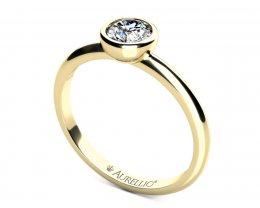 Zásnubní prsten - Hvězda Maia