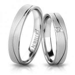 Snubní prsteny - Ozářený JUPITER