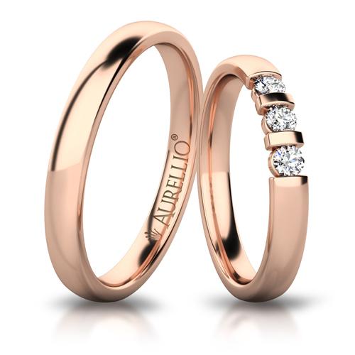 Snubní prsteny - Korunní MERKUR 1. fotka