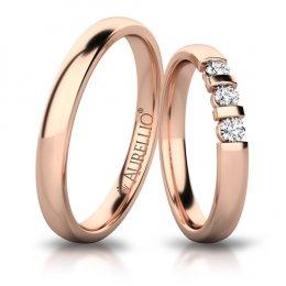 Snubní prsteny - Korunní MERKUR