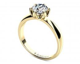 Zásnubní prsten - Hvězda Atria