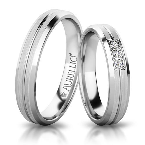 Snubní prsteny - Svázaný MARS 1. fotka