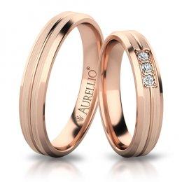 Snubní prsteny - Svázaný MARS