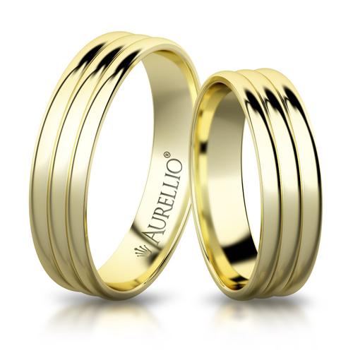 Snubní prsteny - Zónový MERKUR 1. fotka