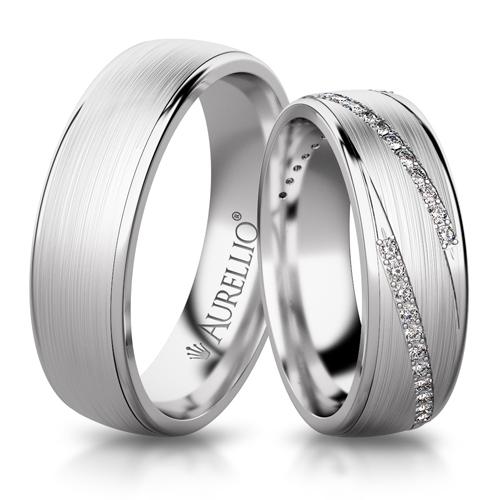 Snubní prsteny - Točitý MERKUR 1. fotka