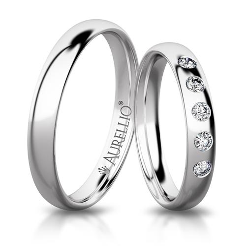 Snubní prsteny - Kosmický MERKUR 1. fotka