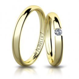 Snubní prsteny - Nevinný MERKUR
