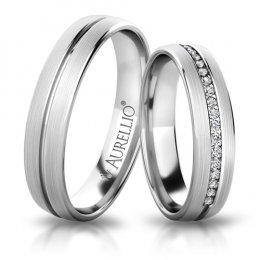 Snubní prsteny - Zmrzlý NEPTUN