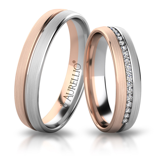 Snubní prsteny - Zmrzlý NEPTUN 1. fotka