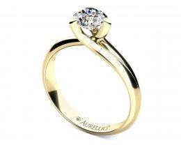 Zásnubní prsten - Hvězda Sarin