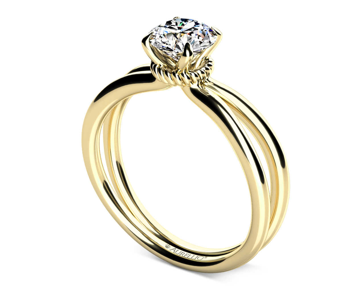 Zásnubní prsten - Souhvězdí Lev 1. fotka