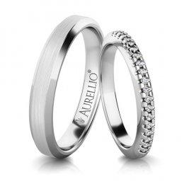 Snubní prsteny - Oddaný MARS