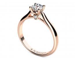 Zásnubní prsten - Kometa Halley