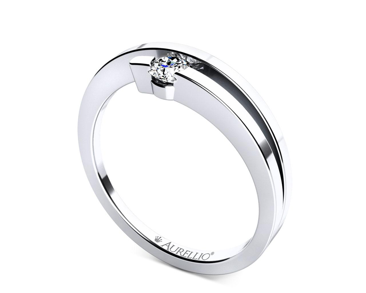 Zásnubní prsten - Souhvězdí Střelec 1. fotka