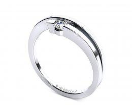Zásnubní prsten - Souhvězdí Střelec