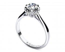 Zásnubní prsten - Kometa Daniel