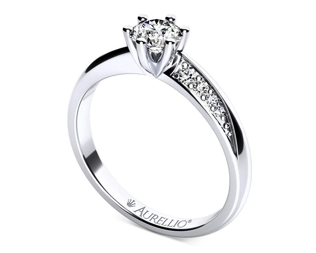 Zásnubní prsten - Kometa Clark 1. fotka