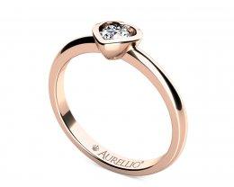 Zásnubní prsten - Hvězda Tania