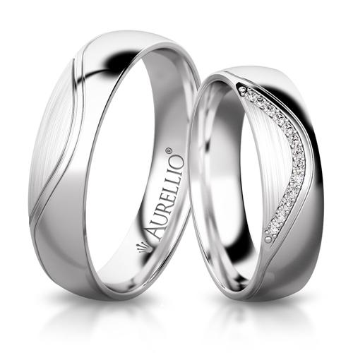 Snubní prsteny - Žádoucí VENUŠE 1. fotka