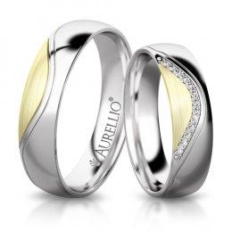 Snubní prsteny - Žádoucí VENUŠE