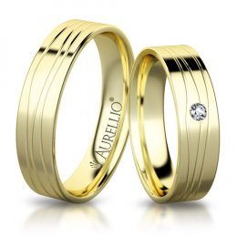 Snubní prsteny - Životodárná VENUŠE