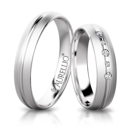 Snubní prsteny - Toužící VENUŠE 1. fotka