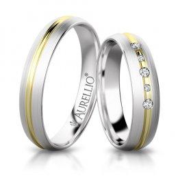 Snubní prsteny - Toužící VENUŠE