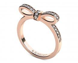 Zásnubní prsten - Souhvězdí Blíženci