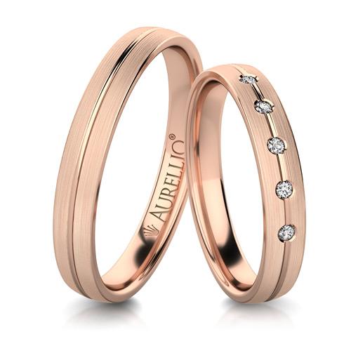Snubní prsteny - Bezelstný URAN 1. fotka
