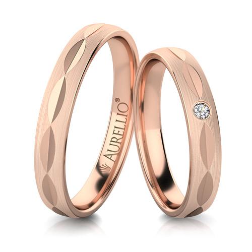 Snubní prsteny - Průsvitný NEPTUN 1. fotka