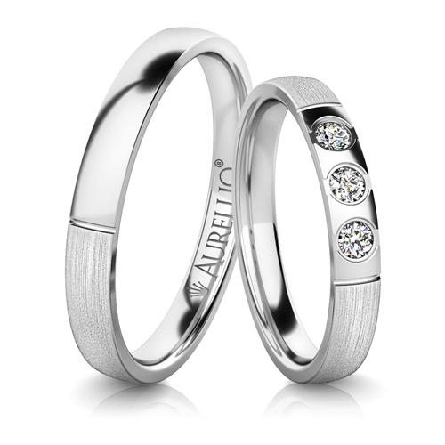 Snubní prsteny - Éterický MERKUR 1. fotka
