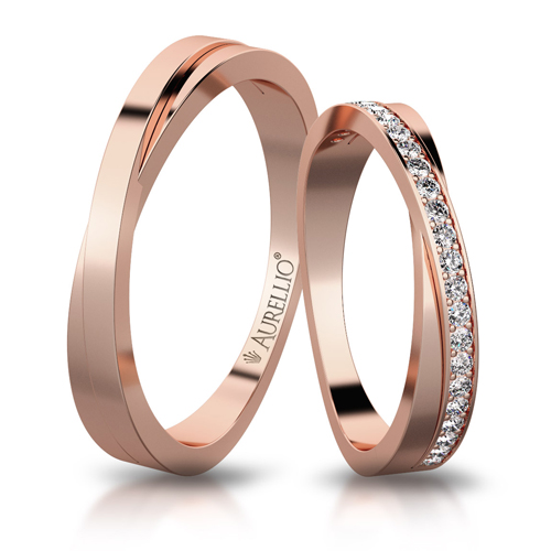 Snubní prsteny - Nadějná ZEMĚ 1. fotka