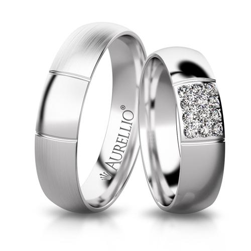 Snubní prsteny - Bojovná ZEMĚ 1. fotka