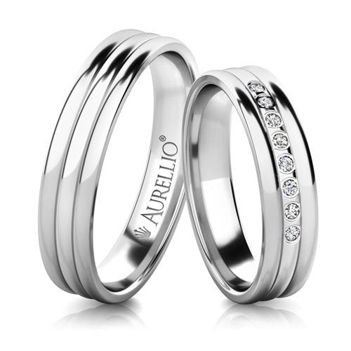 Snubní prsteny - Ohnivý URAN 1. fotka